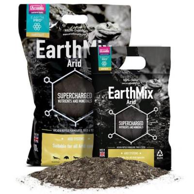 Substrat earth mix aride Arcadia