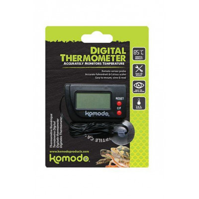 Thermomètre digital Komodo