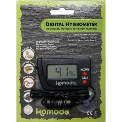 Hygromètre digital Komodo
