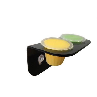 """Mangeoire porte jelly pot double """"twin jelly pot holder"""" de Komodo"""