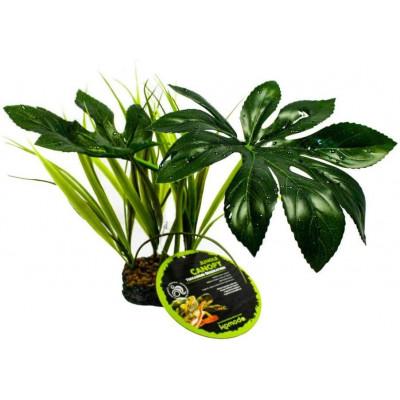 "Plante artificielle ""jungle canopy"" de Komodo"