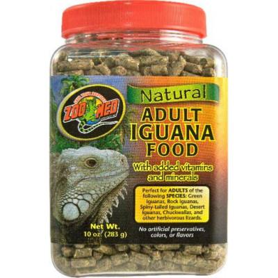 Alimentation granulée pour iguanes adultes de Zoomed