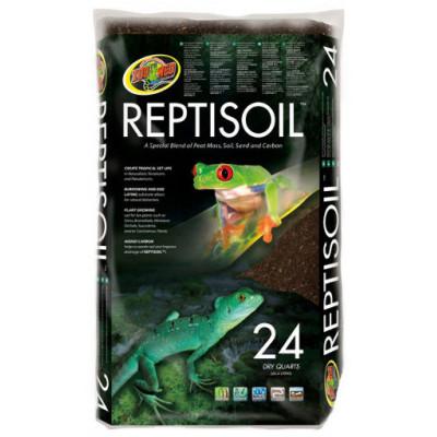 "Substrat tropical ""Reptisoil"" de Zoomed"