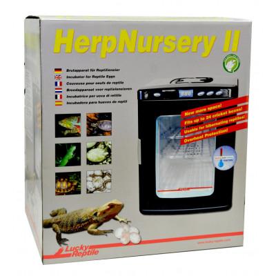 """Incubateur """"Herp nursery II"""" de Lucky reptile"""