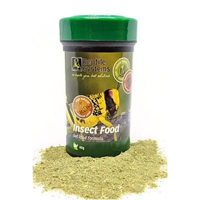 "Alimentation pour insectes ""Insect food"" de Reptile Systems"