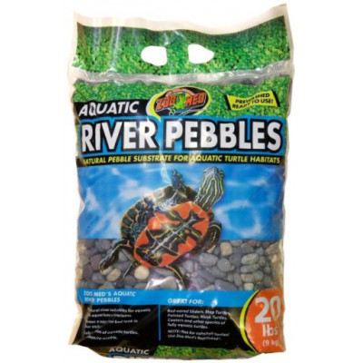 "Galets ""Turtle river pebbles"" de Zoomed"