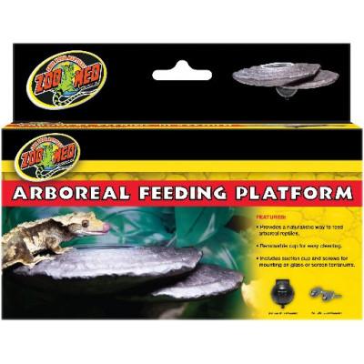 "Gamelle pour geckos arboricoles ""Arboreal feeding platform"" de Zoomed"