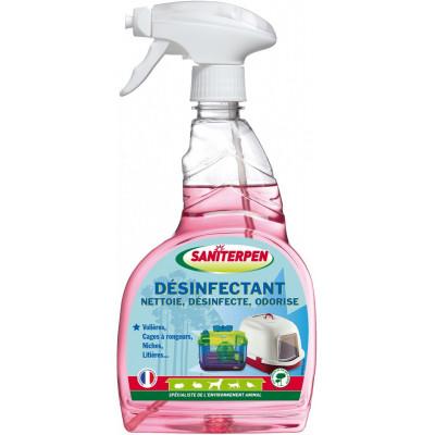 Saniterpen spray désinfectant 750mL