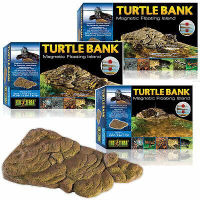 """Plage tortue aquatique """"Turtle bank"""" Exo Terra"""