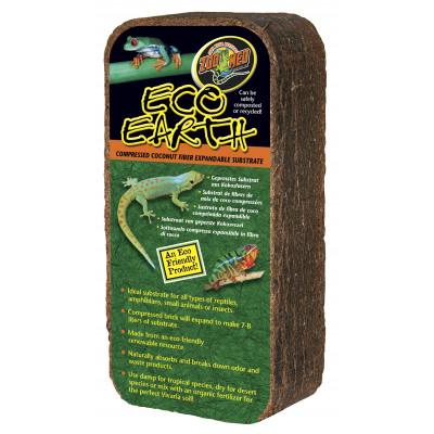 """Substrat """"Eco earth brick"""" Zoomed"""
