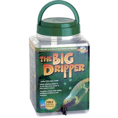 """Système goutte-à-goutte """"The big dripper"""" Zoomed"""