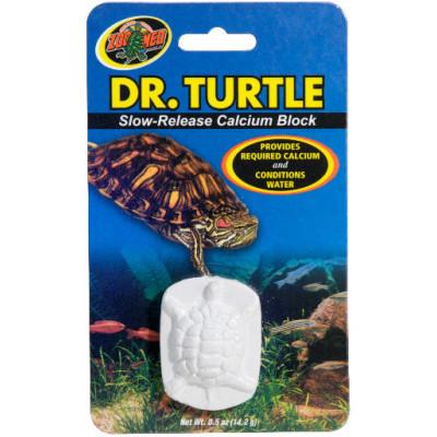 """Bloc de calcium pour tortue """"Dr turtle"""" Zoomed"""