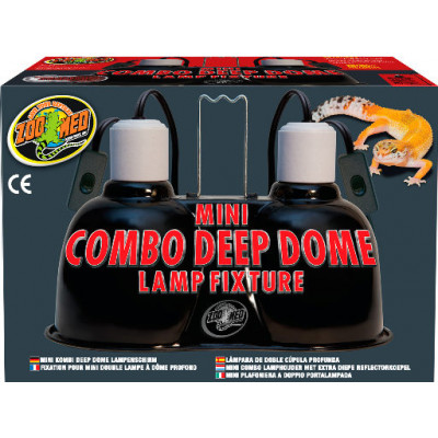 """Support de lampe """"Mini combo deep dome lamp"""" Zoomed"""