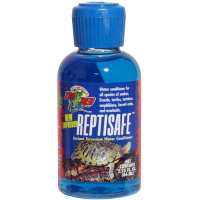 """Conditionneur d'eau """"Reptisafe water conditioner"""" Zoomed"""