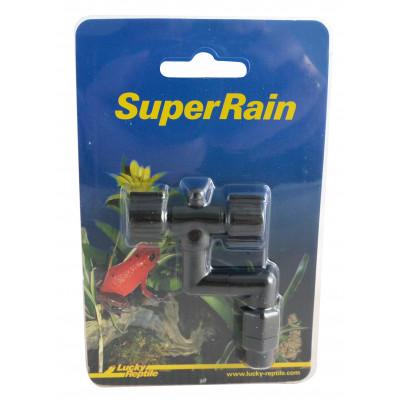 Buse avec connexion pour Super rain Lucky reptile