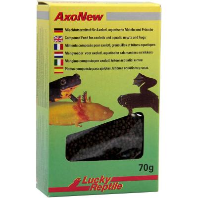 """Alimentation en granulés pour Axolotl aquatique """"Axo new"""" Lucky reptile"""