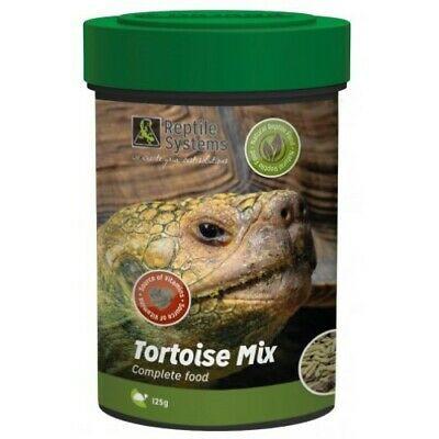 """Alimentation en granulés """"Tortoise mix"""" Reptiles systems"""