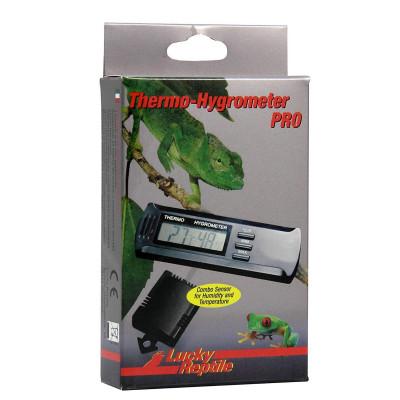 "Thermo-hygrometer pro ""min/max"" Lucky reptile"