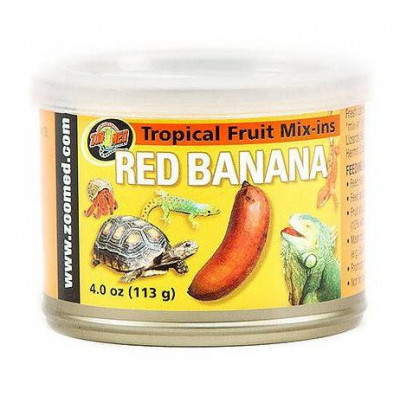"Gelée de fruit en conserve ""Red banana"" Zoomed"