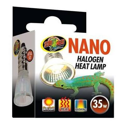"Mini halogène chauffant ""Nano halogène spot"" de Zoomed"