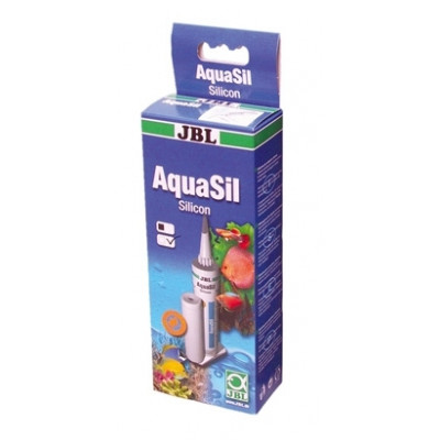 """Silicone pour décors """"Aquasil"""" de JBL"""