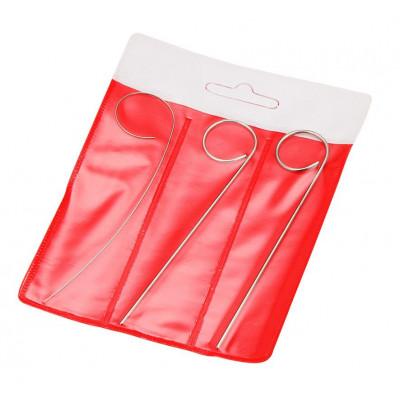 Kit de sexage 3 pièces courbées