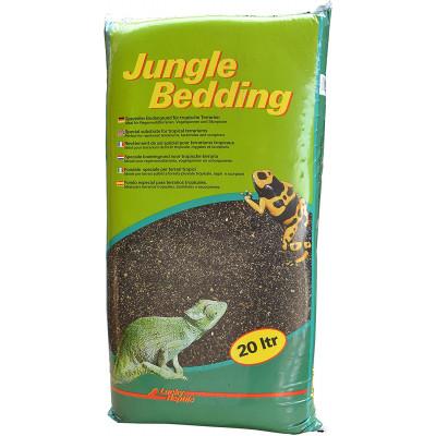 """Substrat pour terrarium tropical """"Jungle bedding"""" Lucky reptile"""