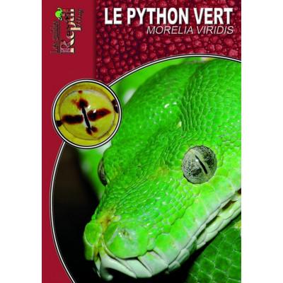 Le python vert - Morelia viridis - Les guides Reptilmag