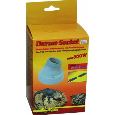 "Support d'ampoule incliné ""Thermo socket Pro"" de Lucky reptile"