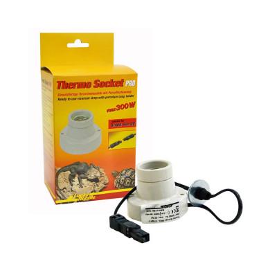 "Support d'ampoule droit ""Thermo socket pro"" de Lucky reptile"