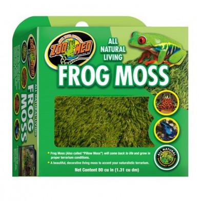 """Mousse oreiller """"Frog moss"""" de Zoomed"""