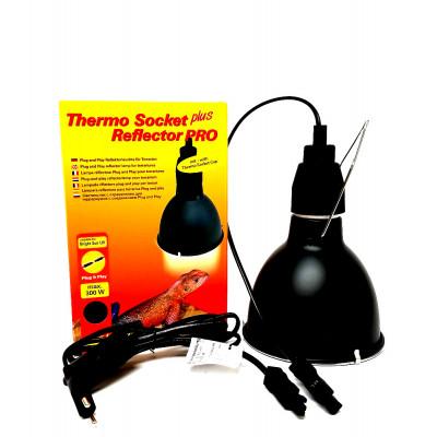 "Support de lampe pour Bright sun ""Thermo socket pro"" Lucky reptile"