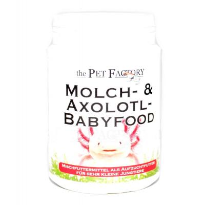 "Alimentation en granulés pour Axolotl juvénile ""Axolotl food baby"""