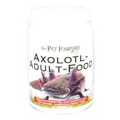 "Alimentation en granulés pour Axolotl adulte ""Axolotl food adult"""