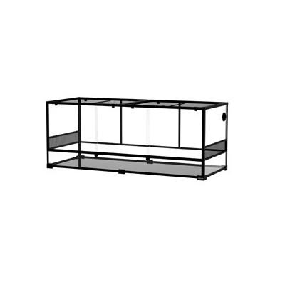 Terrariums à partir d'1m50 en verre démontable avec cuve étanche Reptizoo
