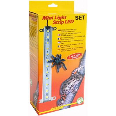 """Kit réglette lumineuse LED + transformateur """"Mini light strip LED"""" Lucky reptile"""