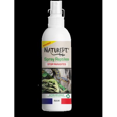 """Spray """"Stop parasites"""" Naturept' pour reptiles et environnement"""