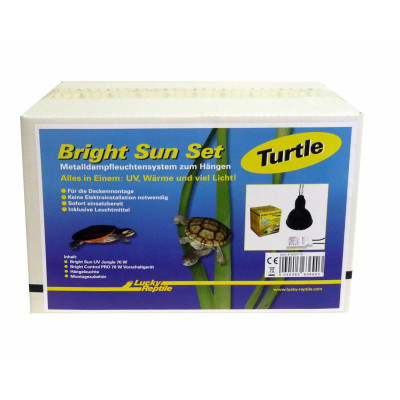 Bright Sun Set Turtle 70W de Lucky reptile