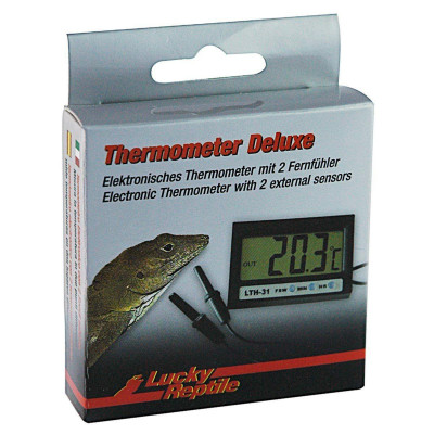 Thermomètre Deluxe Lucky reptile