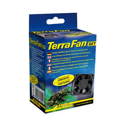 Ventilateur Terra Fan Set Lucky reptile