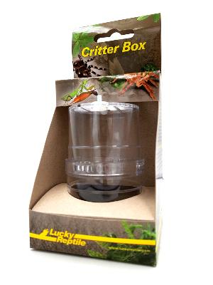 Critter box insect