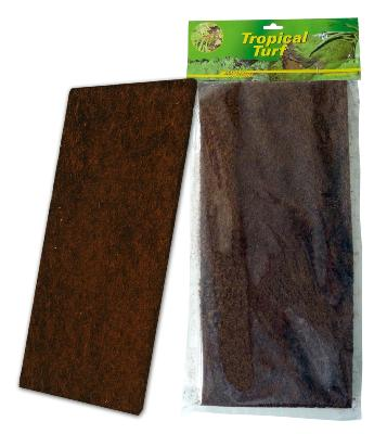 "Plaque de tourbe 'Tropical Turf"" de Lucky reptile"