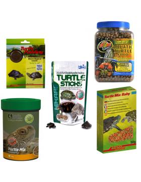 Alimentation pour tortues aquatiques - Reptilis