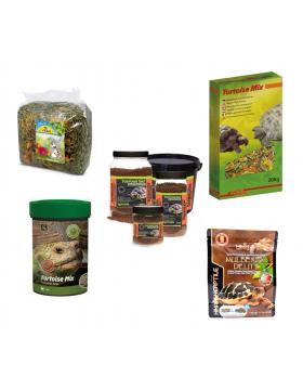 Alimentation pour tortues terrestres - Reptilis